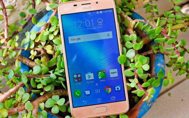 Экран ASUS ZenFone 3s Max