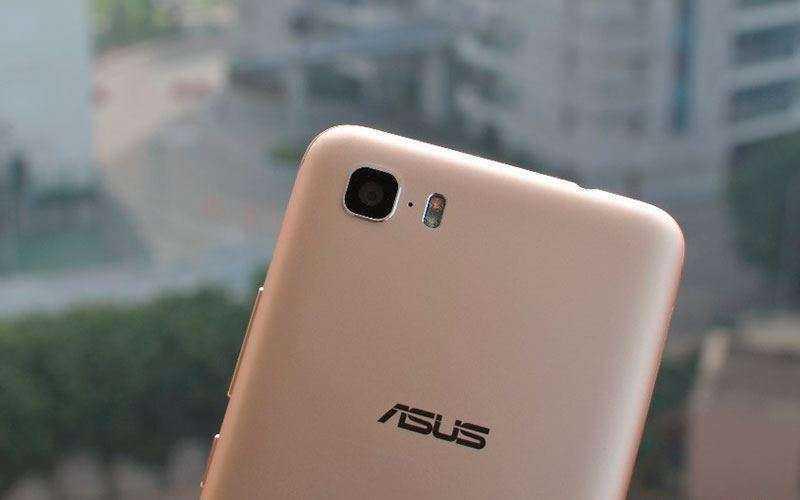 Камера ASUS ZenFone 3s Max