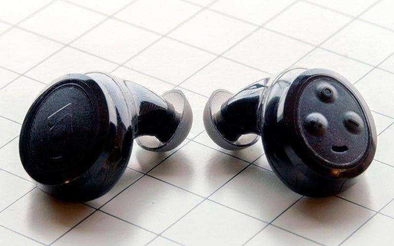 Bragi The Headphone использование