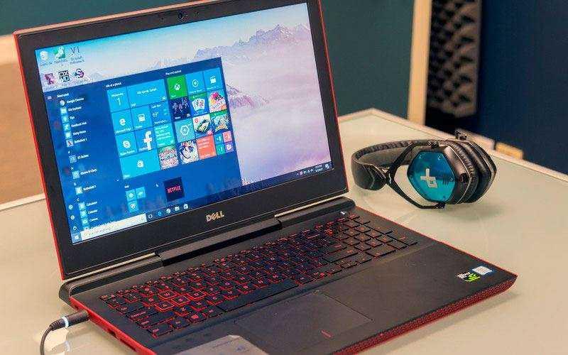 Dell Inspiron 15 7000 Gaming – Обзор мощного и доступного игрового ноутбука