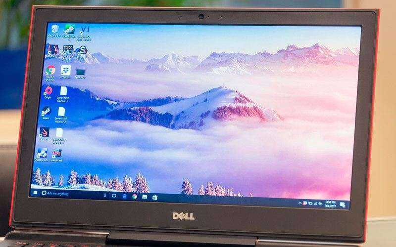 Экран Dell Inspiron 15 7000 Gaming