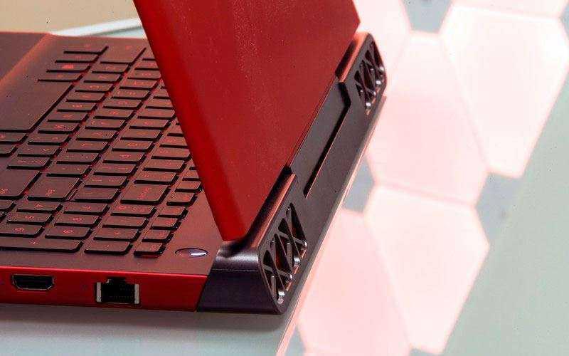 Обзор игрового ноутбука Dell Inspiron 15 7000 Gaming
