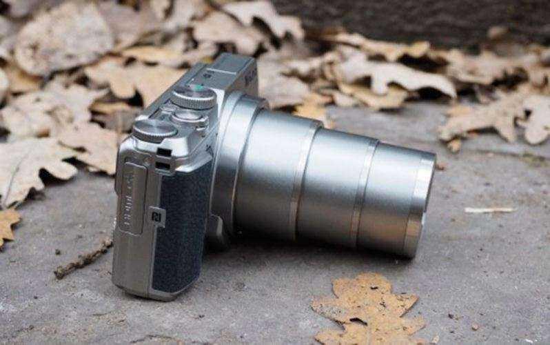 объектив Nikon Coolpix A900