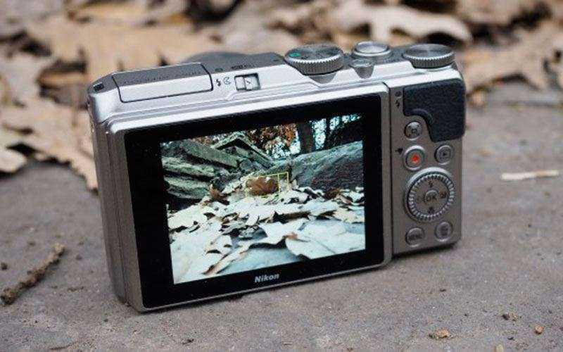 экран Nikon Coolpix A900