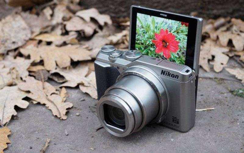 дизайн Nikon Coolpix A900