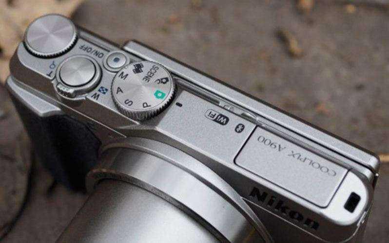 тест Nikon Coolpix A900
