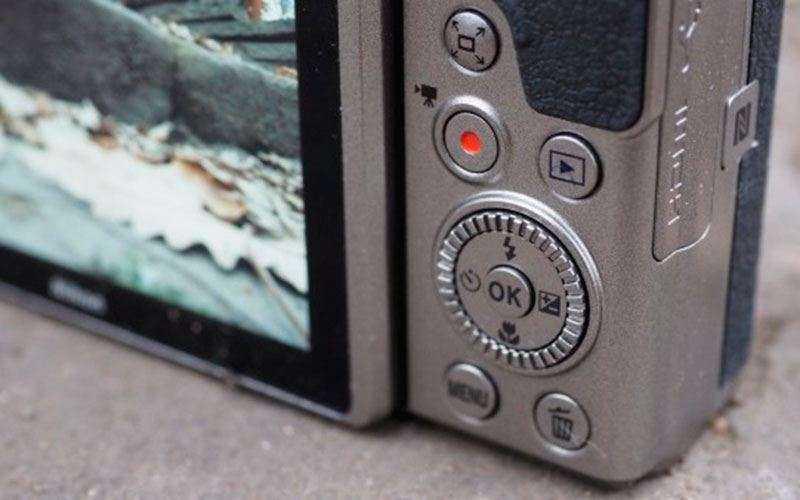настройка Nikon Coolpix A900