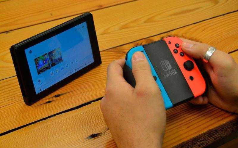 Nintendo Switch в играх