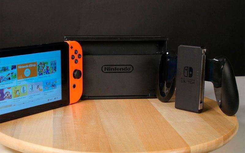 Игровая консоль Nintendo Switch - Отзывы