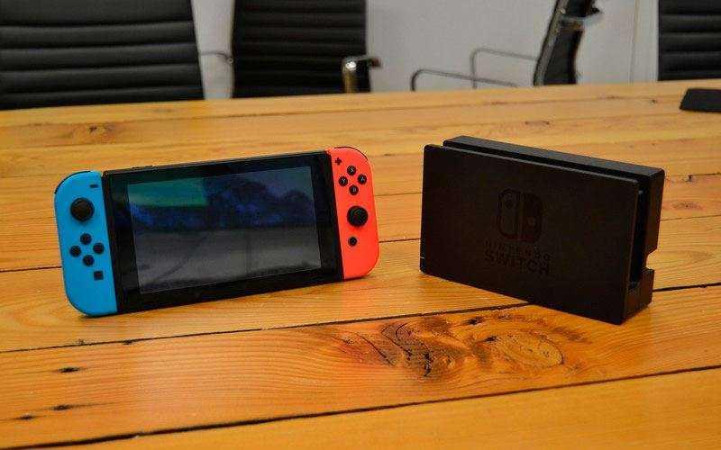 Отзывы на Nintendo Switch