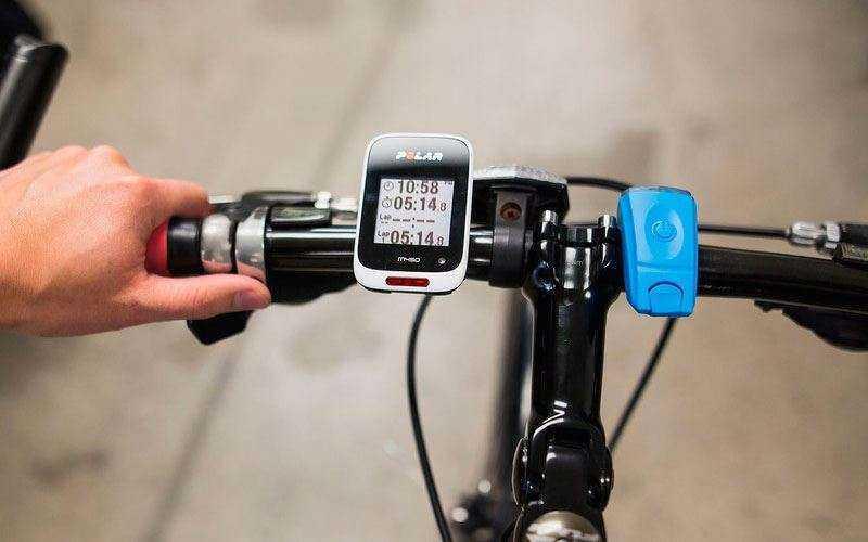 Обзор Polar M450 – Компьютер, который сделает ваш велосипед умнее