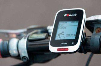 Обзор Polar M450 – Этот компьютер сделает ваш велосипед умнее