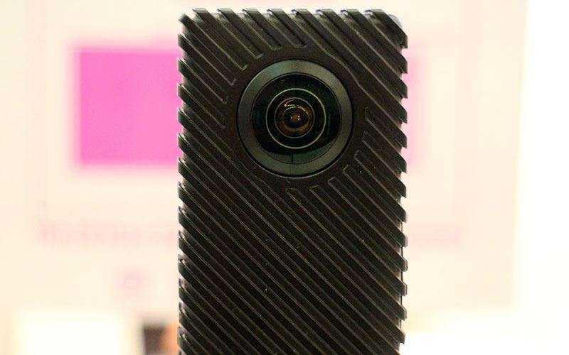 Камера 360 - Ricoh R