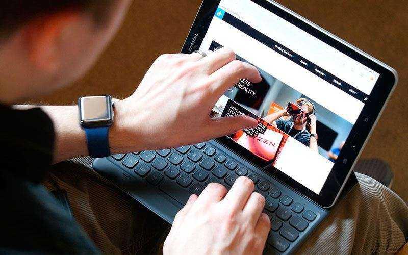 Samsung Galaxy Tab S3 – Наш первый дубль с новым Android-планшетом