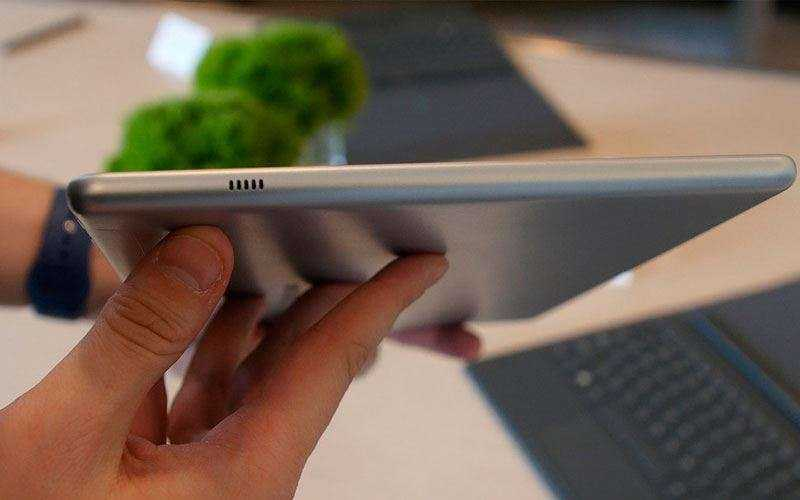 Тест Samsung Galaxy Tab S3
