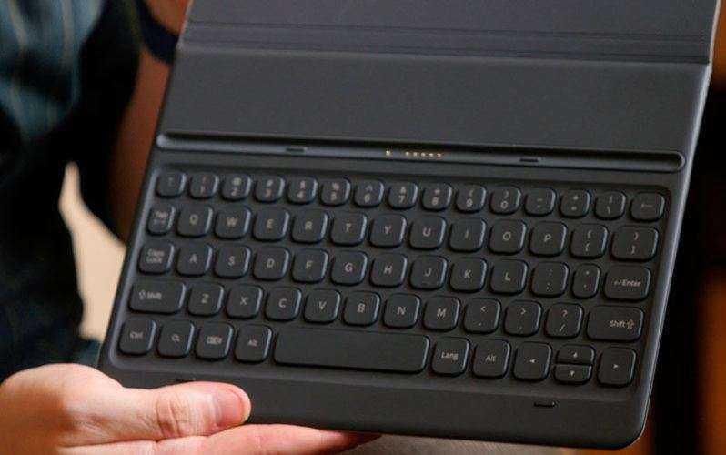 Клавиатура Samsung Galaxy Tab S3