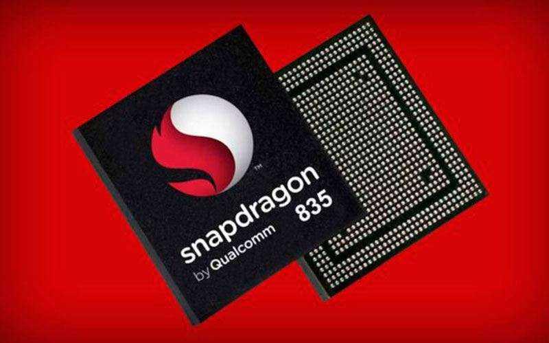 Snapdragon 835 - Тесты показывают мощный процессор с увеличенной GPU