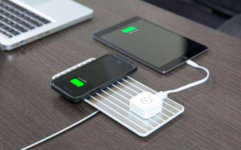 Новый патент от Sony позволит получать беспроводную зарядку от других устройств