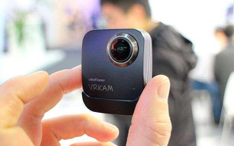 Ulefone VRKam – камера 360 градусов