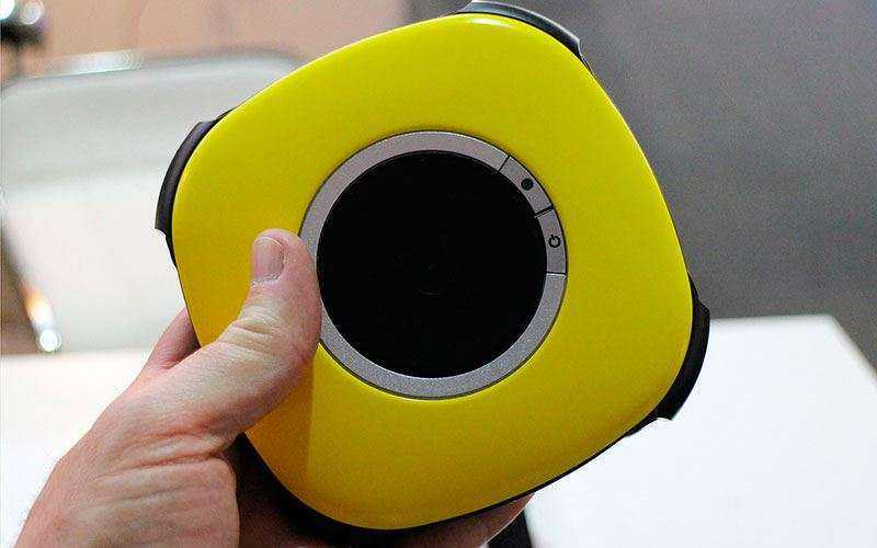 360 градусная камера Vuze