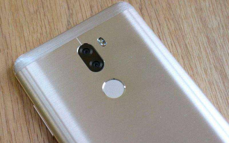 Камера Xiaomi Mi5S Plus