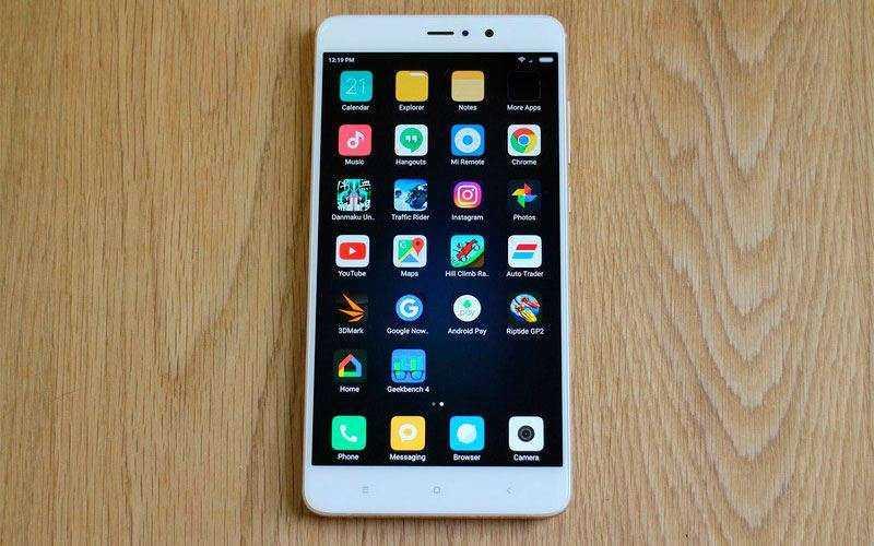 ПО в Xiaomi Mi5S Plus