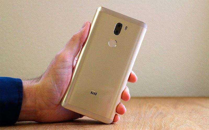 Дизайн Xiaomi Mi5S Plus