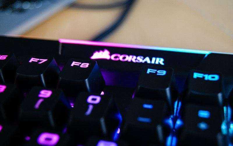 Переключатели Corsair K95 RGB PLATINUM