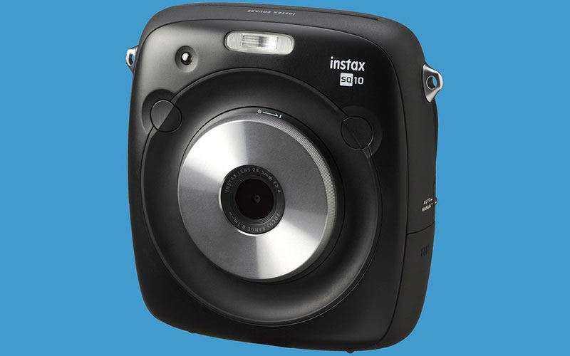 Мгновенная камера Fujifilm Instax SQ10