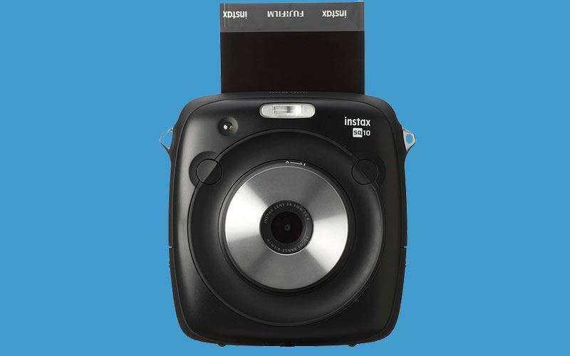 Камера Fujifilm Instax SQ10