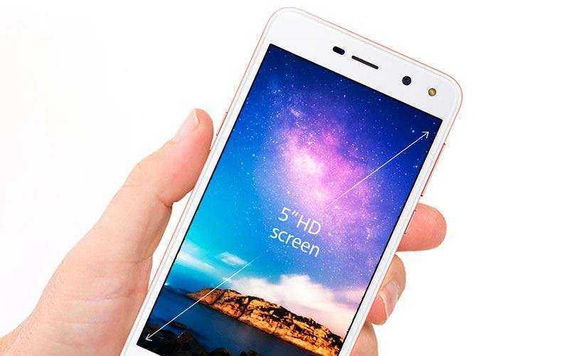 Смартфон Huawei Y5 2017 - Стильные кривые с впечатляющими характеристиками