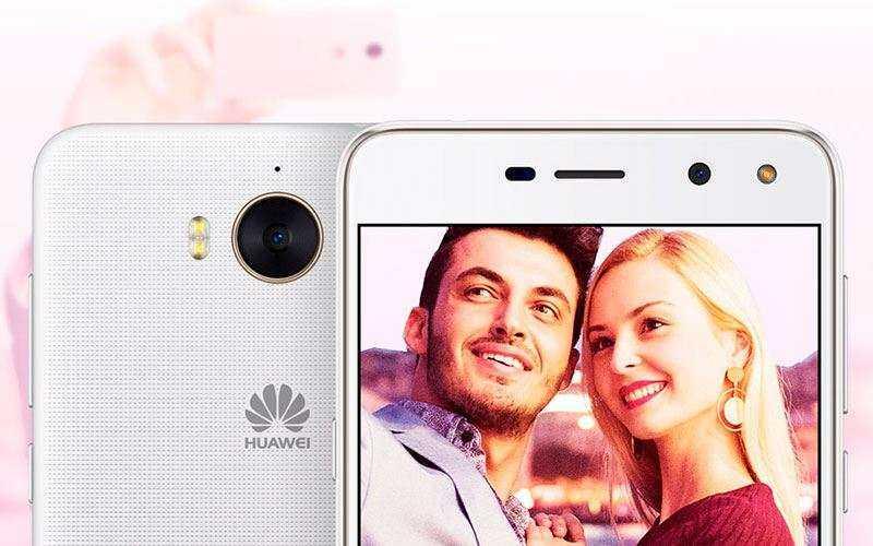 Новый бюджетный смартфон Huawei Y5 2017