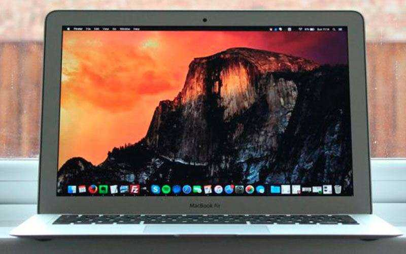 MacBook Air 2016 отзывы