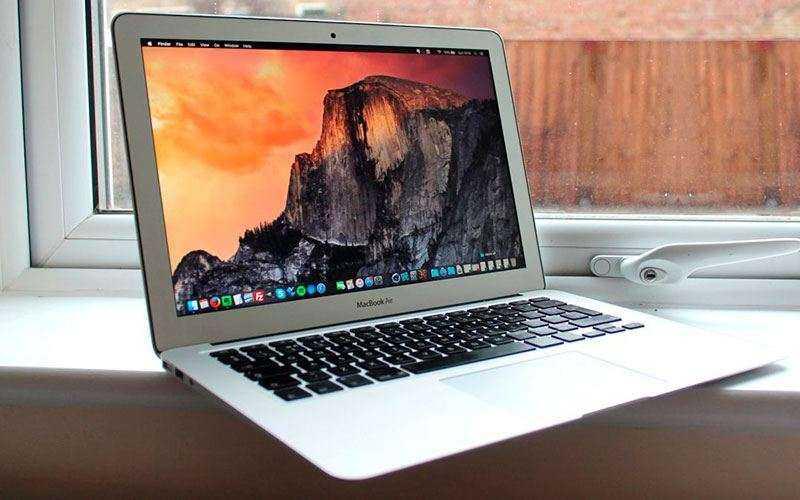 Обзор MacBook Air – Ноутбук справляющийся с большинством задач