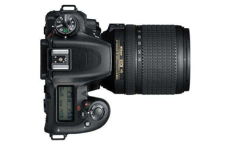 фотоаппарат Nikon D7500