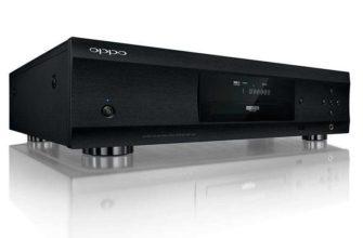 Oppo UDP-205 - 4K Ultra HD Blu-ray плеер с звуковыми возможностями
