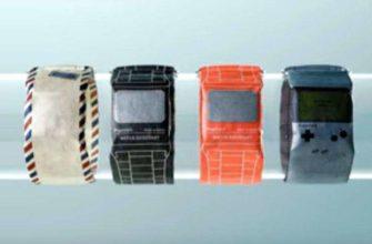 Papr Watch – Стильные бумажные часы не порвутся и не размокнут