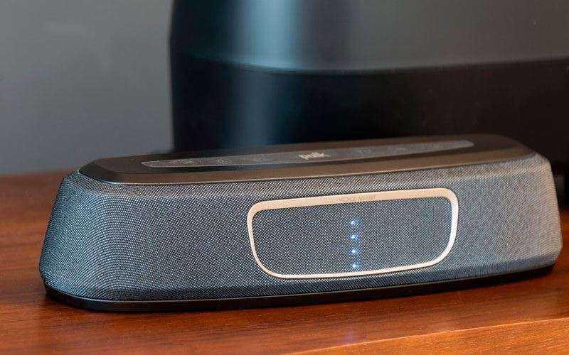 Polk Audio MagniFi Mini - Обзор компактного саундбара с взрывным звуком