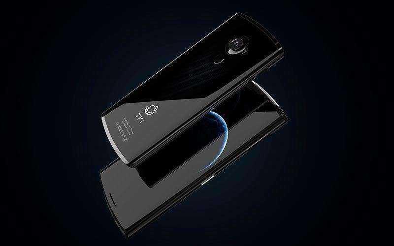 Turing Phone Appassionato - Первый в мире массовый смартфон из Liquidmorphium