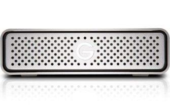 Накопитель WD G-Drive сохранит до 10 ТБ данных с USB Type-C