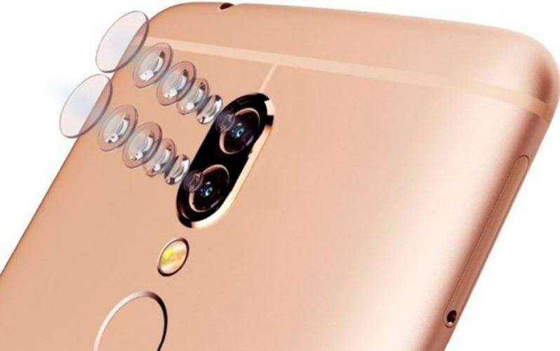 Камера ZTE Axon 7s