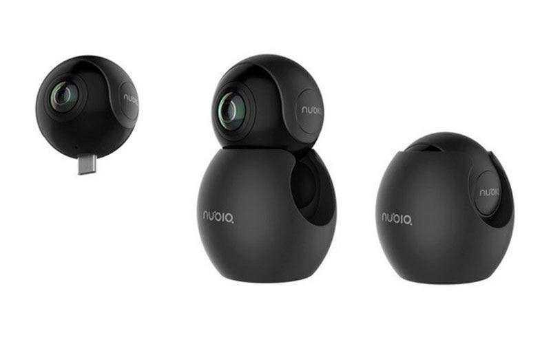 ZTE Nubia NeoAir VR – Камера 360 градусов для большинства Android-смартфонов