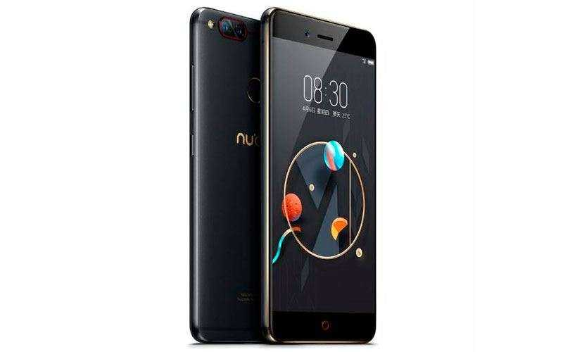Смартфон ZTE Nubia Z17 Mini с двойной камерой анонсирован на рынках Азии