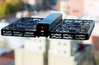 Обзор Hover Camera Passport – Квадрокоптер для селфи с 4К записью
