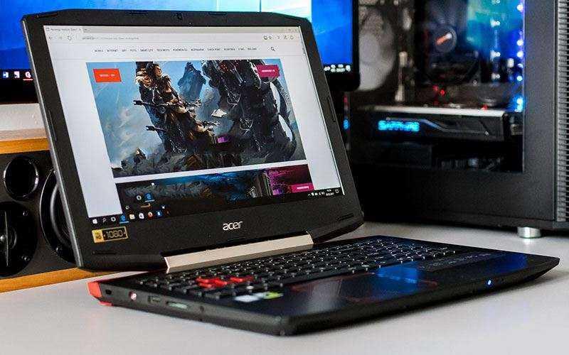 Игровой ноутбук Acer VX 15 - Отзывы