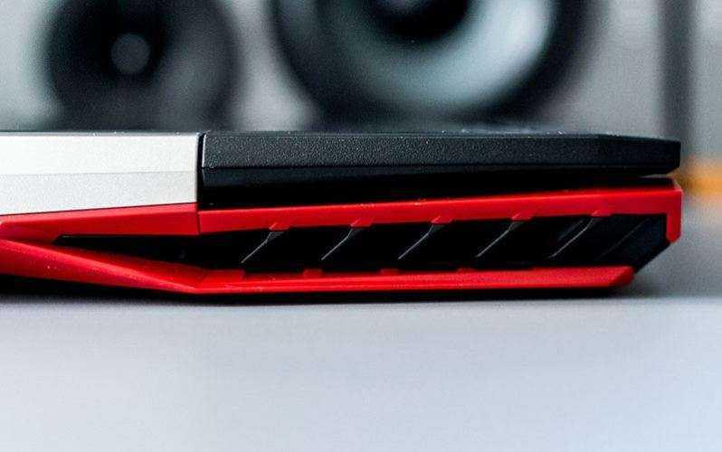 Охлаждение Acer Aspire VX 15