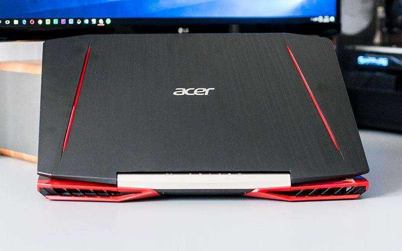 Обзор Acer Aspire VX 15