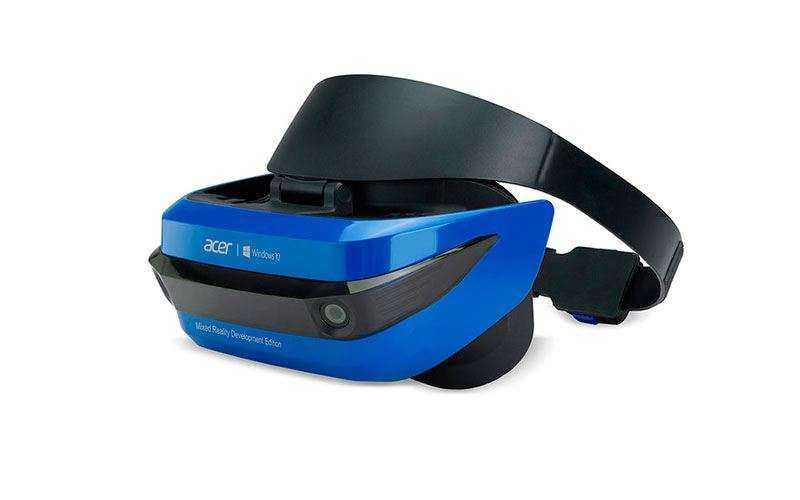 Очки смешанной реальности Acer Windows Mixed Reality – Первый взгляд