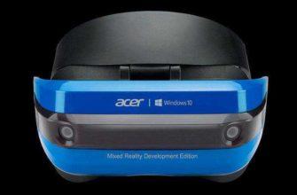 Acer Windows Mixed Reality – Гарнитура смешанной реальности для Windows
