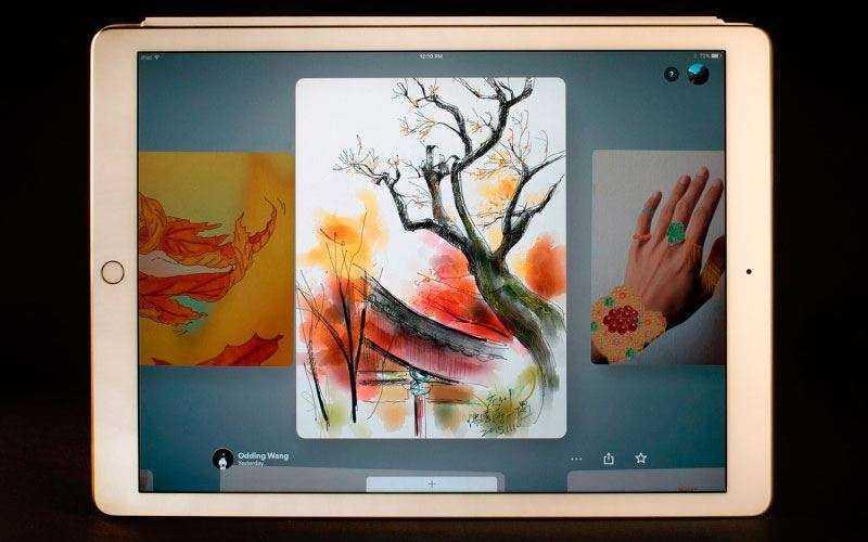Экран Apple iPad Pro
